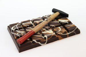 1 kg belgijskiej czekolady deserowej