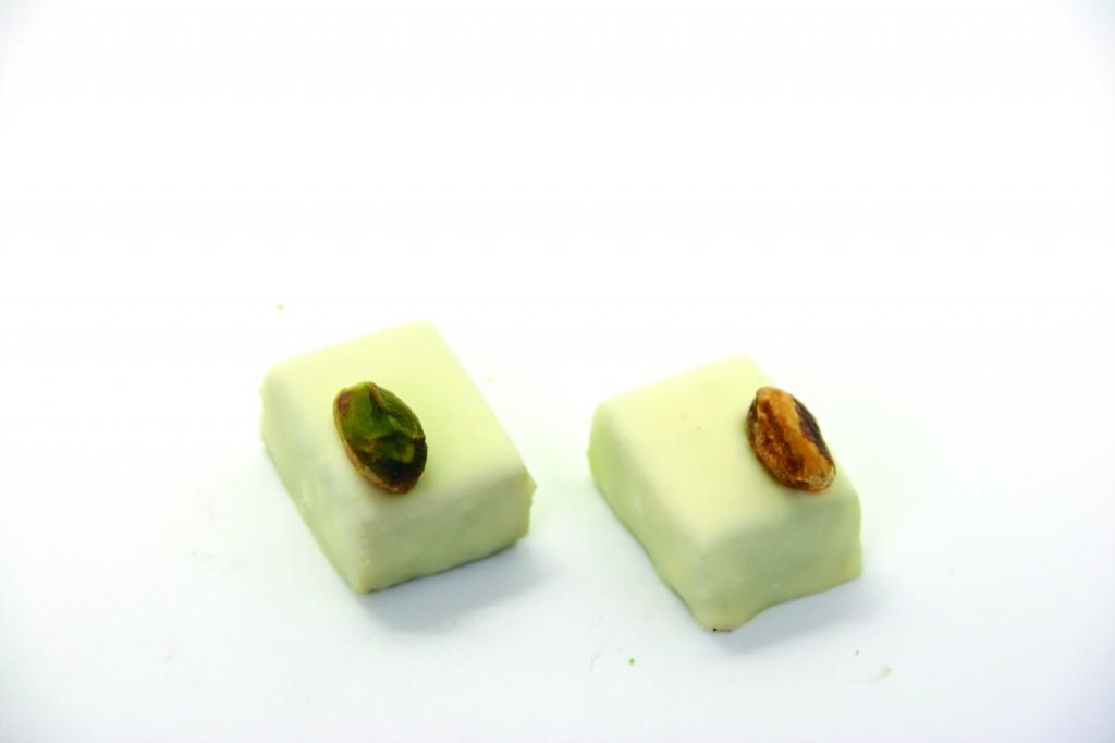 Marcepanowa pistacja