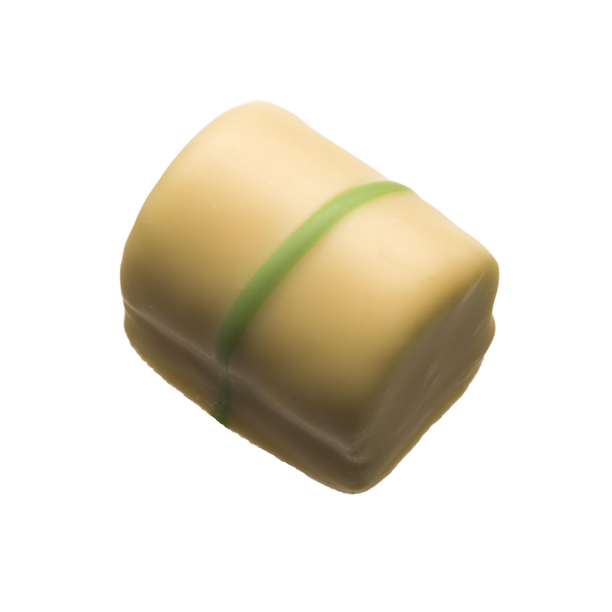 Marcepan pistacjowy biały