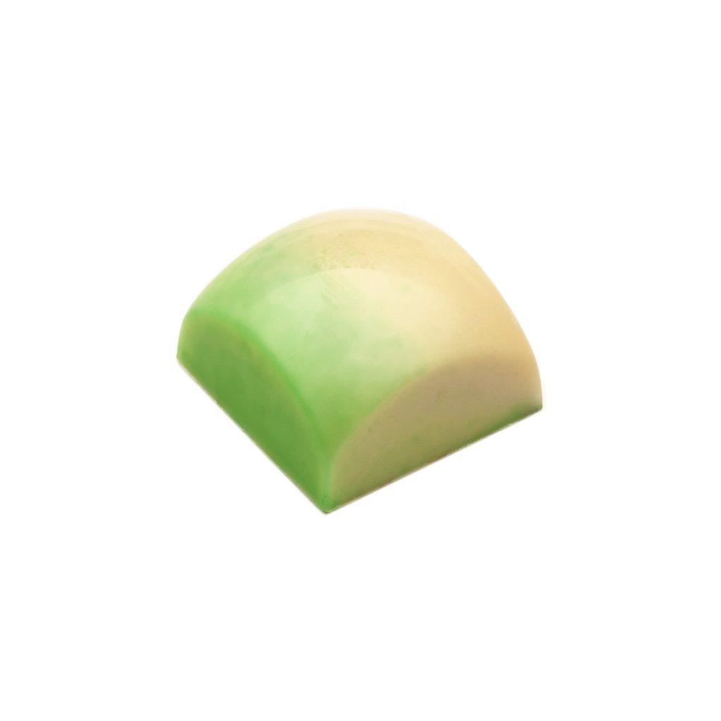Kremowa pistacja